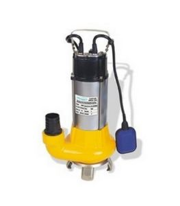 V Series Stainless Steel Submersible Garden Pump (V1100F)