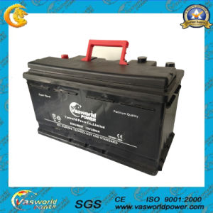 Hot Korea Design Car Battery (N100MF) pictures & photos
