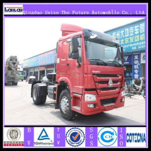 Sinotruck HOWO 4X2 Tractor Truck pictures & photos