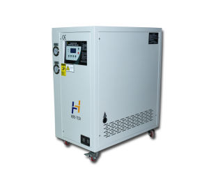 Ce Certified Water Cooled Portable Water Chiller for Extrusion Machine pictures & photos