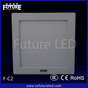 Shenzhen Future Lighting 24W Ultra Slim LED Downlight Fixture F-C2 pictures & photos