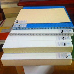 Fiberglass Polyester Sheet and Sandwich Panel pictures & photos