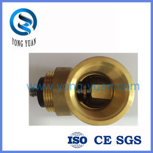 2-Way Brass Motorized Valve Body Electric Valve for Fan Coil (BS-848) pictures & photos