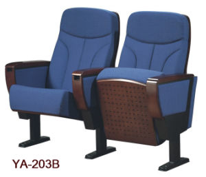 Comfortable Wooden VIP Cinema Seating (YA-203B) pictures & photos