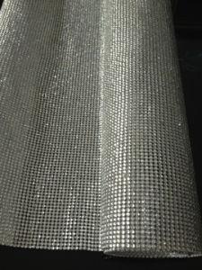 White Resin Aluminum Mesh (050905)