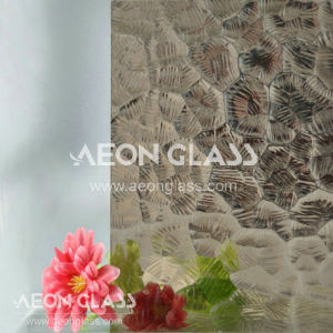 6mm Bronze Figured Glass pictures & photos