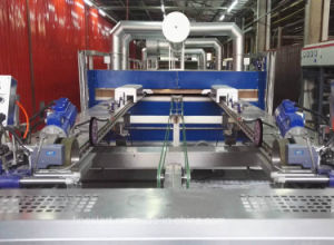 Heat Setting Stenter Machine for Textile Finishing pictures & photos