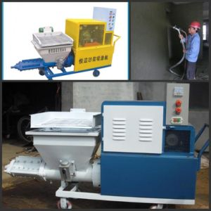 Hot Selling Factory Price Mortar Spray Machine pictures & photos