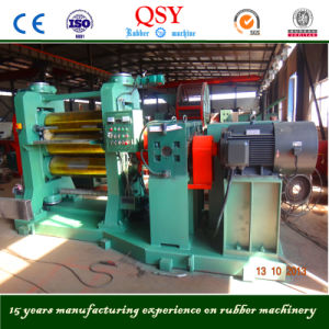 2016 Hot 3 Roll Rubber Calender Machine / Rubber Calendering Line pictures & photos