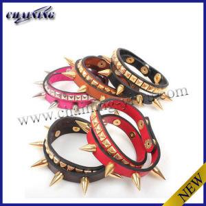 2014 Fashion Leather Bracelet for Men (QN13023)
