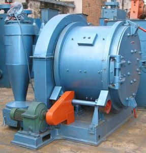 Rotary Barrel Shot Blasting Machine pictures & photos