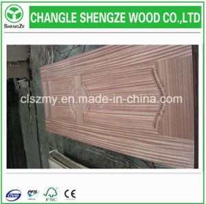 2150*685-1050*3mm Moulded Veener Door Skin pictures & photos