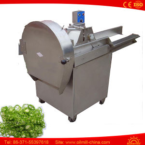 Chd-80 Good Celery Leeks Spinach Green Onions Vegetable Cutting Machine pictures & photos