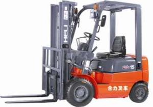 H2000 Series 1-1.8t I. C. Counterbalanced Forklift