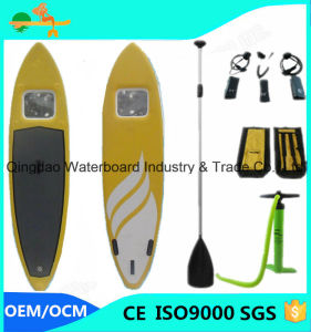 Drop Stitch Inflatable Stand up Paddle Board with Window Sup Board