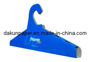 Folding Paper Clothes Hanger (DKPH20120803)