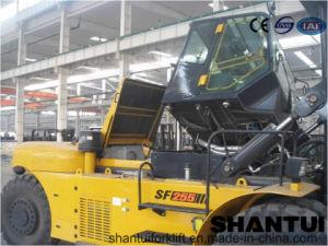 25 Ton Shantui Forklift Truck pictures & photos