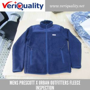 Mens Prescott X Urban Outfitters Fleece Quality Control Inspection Service at Foshan, Guangdong pictures & photos