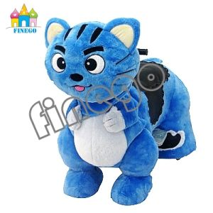 Finego New Cheap Cat Amusement Park Machine Animal Rides pictures & photos