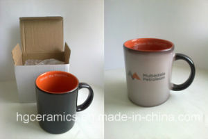 Color Changing Mugs, High Quality Temperature Sensitive Color Changing Mugs pictures & photos