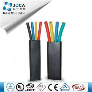 6mm2 Submersible Pump Cable for Continuous Use in Deep Well pictures & photos