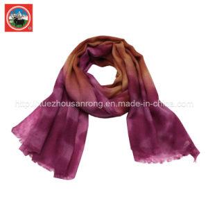 100%Yak Wool Silk Scarf/Cashmere Garment/ Camel Wool Knitwear pictures & photos
