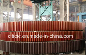 45 Module Large Cast Girth Gear Rotary Kiln pictures & photos