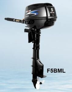 Parsun 5HP 4-Stroke Outboard Motor F5BMS pictures & photos