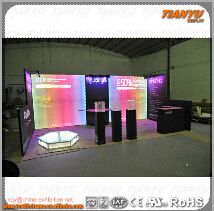 Reusable Aluminum Fabric Printing Exhibition Booth pictures & photos