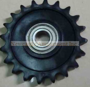 Brunswick 47-011053-004 Chain Gear with Bearing Bowling Parts pictures & photos