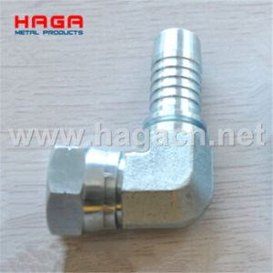 Hydraulic Hose Fitting Bsp Female Hose Fitting 60o Cone Double Hexagon pictures & photos