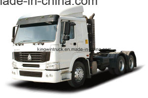 Golden Prince Brand LNG Tractor Truck pictures & photos