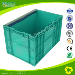 550*365*330 Professional Auto Parts Packing Blue HP Container pictures & photos