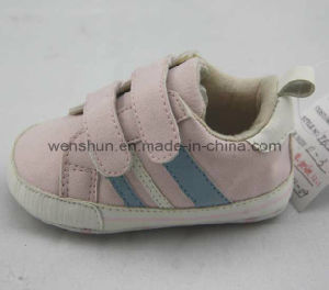 The Classic Designs Baby Shoes Ws1091 pictures & photos