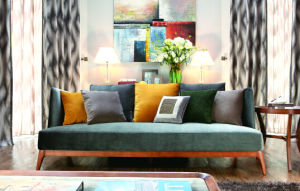 Factory Wholesale Price Modern Fabric Sofa Ms1201 pictures & photos