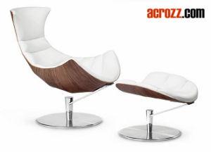 Modern Design Chrome Loose Lobster Lounge Sofa Set pictures & photos