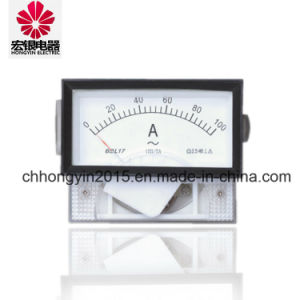 69L17-a 46*46 Mm Single Phase Analog Panel Meters pictures & photos