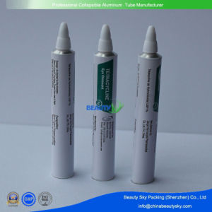 13.5mm Long Nozzel Aluminum Tubes Eye Ointment Packaging Tube pictures & photos