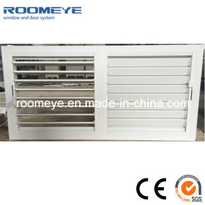 American Style Fixed Aluminum Shutter Window pictures & photos