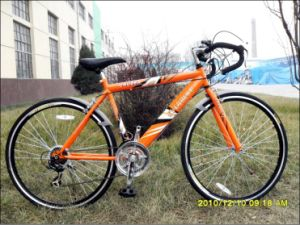 New Model Steel 700c*23c 21speed Mountain Bicycle/Bike pictures & photos