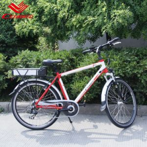 En15194 Aluminum Alloy Frame Electric Bike (CB-26M02) pictures & photos