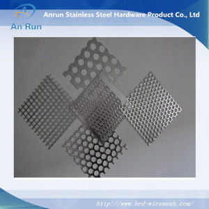 Stainless Steel Perforated Sheet, Punching Hole, Perforated Metal pictures & photos