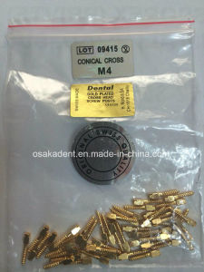 New Packing of Dental Screw Post (TOP SALE) pictures & photos