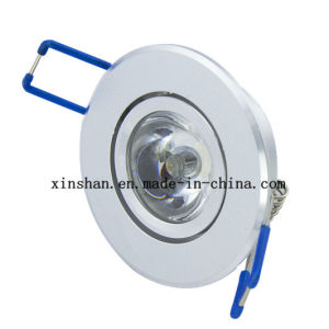1W LED Ceiling Light (SX-T17M32-1XW220VD68)