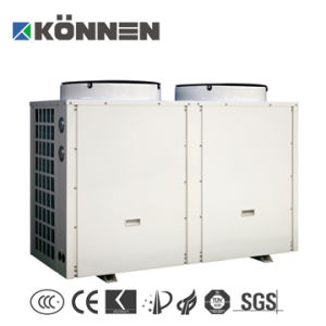 Home Use Heat Pump with SANYO Compressor pictures & photos