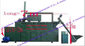 Sawdust Activated Carbon Making Carbonization Furnace Stove Oven Machine pictures & photos