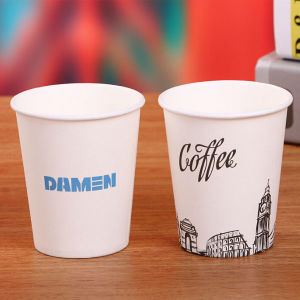 Factory Direct Sale 6oz Customized Logo Paper Cup pictures & photos