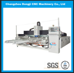 CNC 3-Axis Special Shape Glass Edging and Polishing Machine pictures & photos