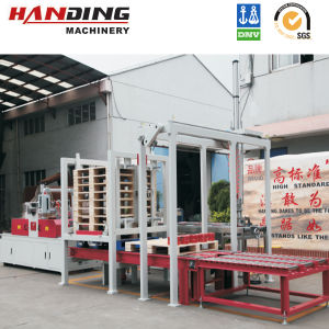 Automatic Stacking Machine for Building Wire pictures & photos