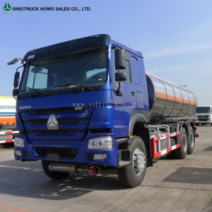 Sinotruck HOWO 6X4 Diesel Oil Tanker Truck Fuel Tank Truck pictures & photos